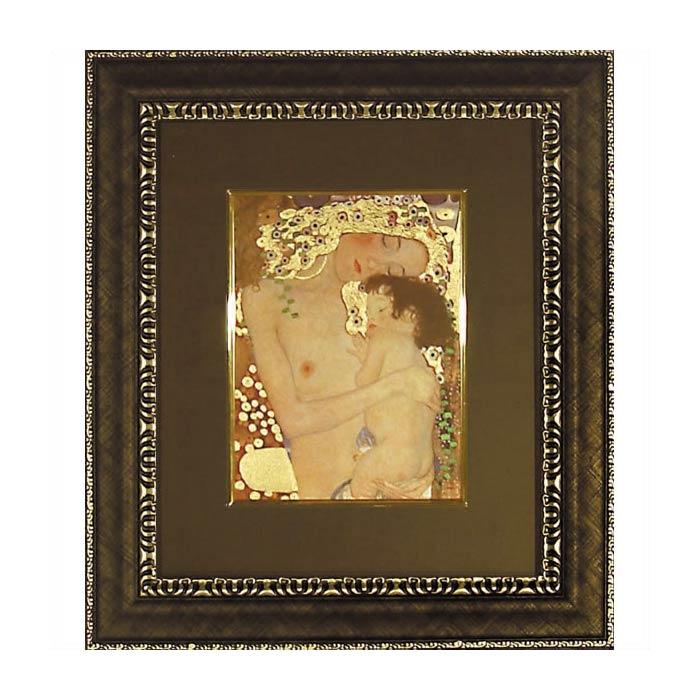 グスタフ・クリムト画「人生の三段階」 Gustav Klimt 絵画 インテリア 壁掛け 絵画 額入り 絵画 ポスター 絵画 海 インテリア雑貨 アンティーク調 風景 動物 ヨーロピアン インポート 玄関 リビング ギフト 複製画 ポスター インテリア 北欧 油絵