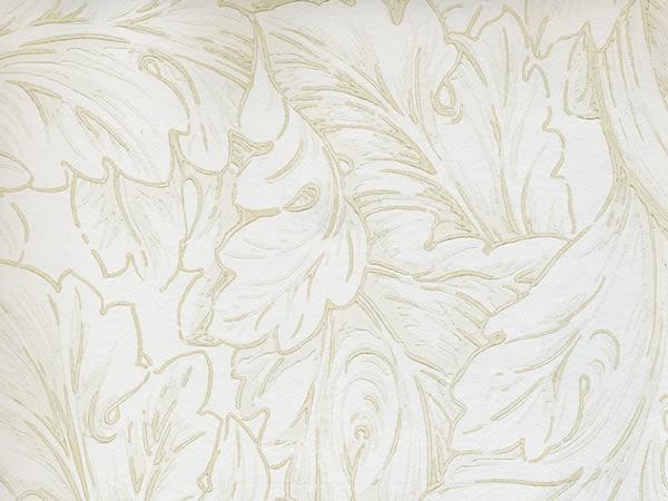 ウィリアムモリス壁紙 【アカンサススクロールW】【dmorac102】 【送料無料】人気 おしゃれ 壁紙 ウォールペーパー クロス ファブリック 布 クラフトアーツ イギリス製 アンティーク クラシック モリス 壁紙 ウィリアム・モリス カーテン生地