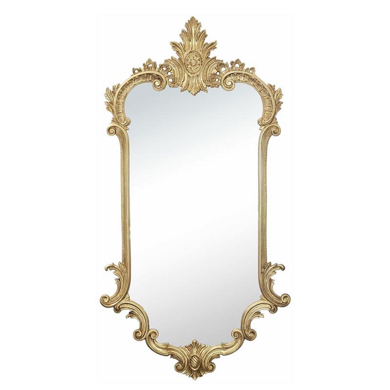 【お得クーポン配布中】 イタリア製 クラシックスタイル 壁掛けミラー ゴールド・鏡 木彫風 【送料無料】 おしゃれ鏡 アンティーク家具 鏡 壁掛け おしゃれ 鏡 全身鏡 姿見 ロココ クラシック 鏡 姿見 ミラー 全身 壁掛け アンティーク