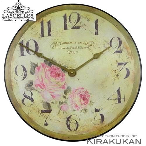 イギリス製【ロジャー・ラッセル時計【pub-florist】 【送料無料】人気 おしゃれブランド モダン 時計 アンティーク 時計 輸入時計 クラシック 時計 掛け時計 ヨーロピアン時計 インテリア雑貨