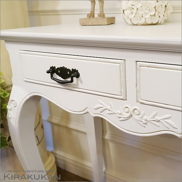 Console Stand U0027imported Furniture, White Furniture White Furniture French  Goods, Princess Furniture, France Furniture, Romance Collection, Country  Corner, ...