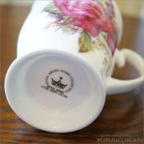 雅顿皇家骨瓷杯 37094 餐具存放联合国王国式陶锅卫生卫生皇家雅顿好玫瑰杯 & 飞碟