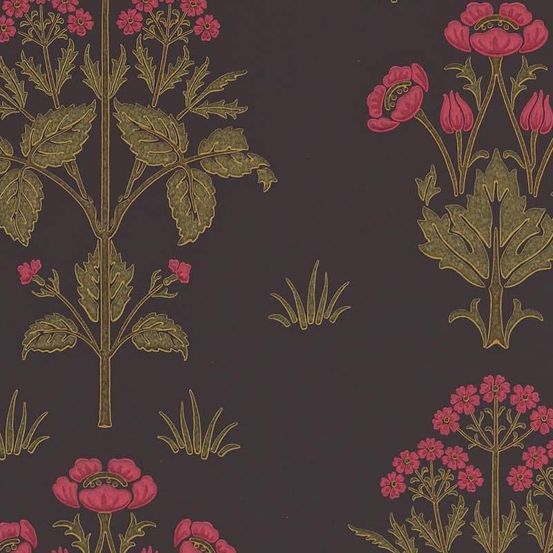 【お得クーポン配布中】ウィリアムモリス 壁紙【メドウ スイート Meadow Sweet】おしゃれ 壁紙 ウォールペーパー クロス 輸入壁紙 イギリス製 アンティーク 壁紙 植物 ボタニカル インテリア 本物 Morris【m-s-210352】