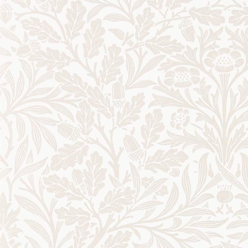 【お得クーポン配布中】ウィリアムモリス 壁紙 PURE MORRIS【Pure Acorn 216044 どんぐり エイコーン】ピュアモリス【送料無料】おしゃれ 壁紙 ウォールペーパー クロス 輸入壁紙 イギリス製 アンティーク 壁紙 植物 ボタニカル インテリア 本物 Morris