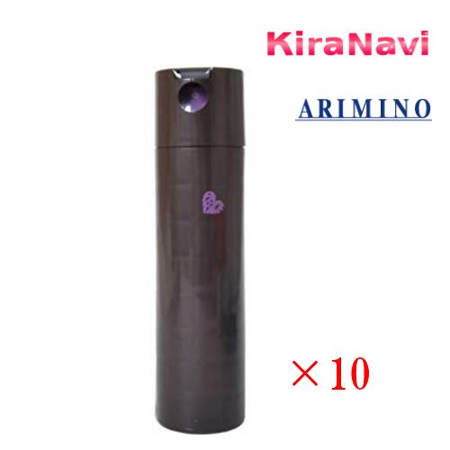 【送料無料】 アリミノ ピース (ARIMINO PEACE) ピース カールスプレー 200ml 10本セット (チョコ)