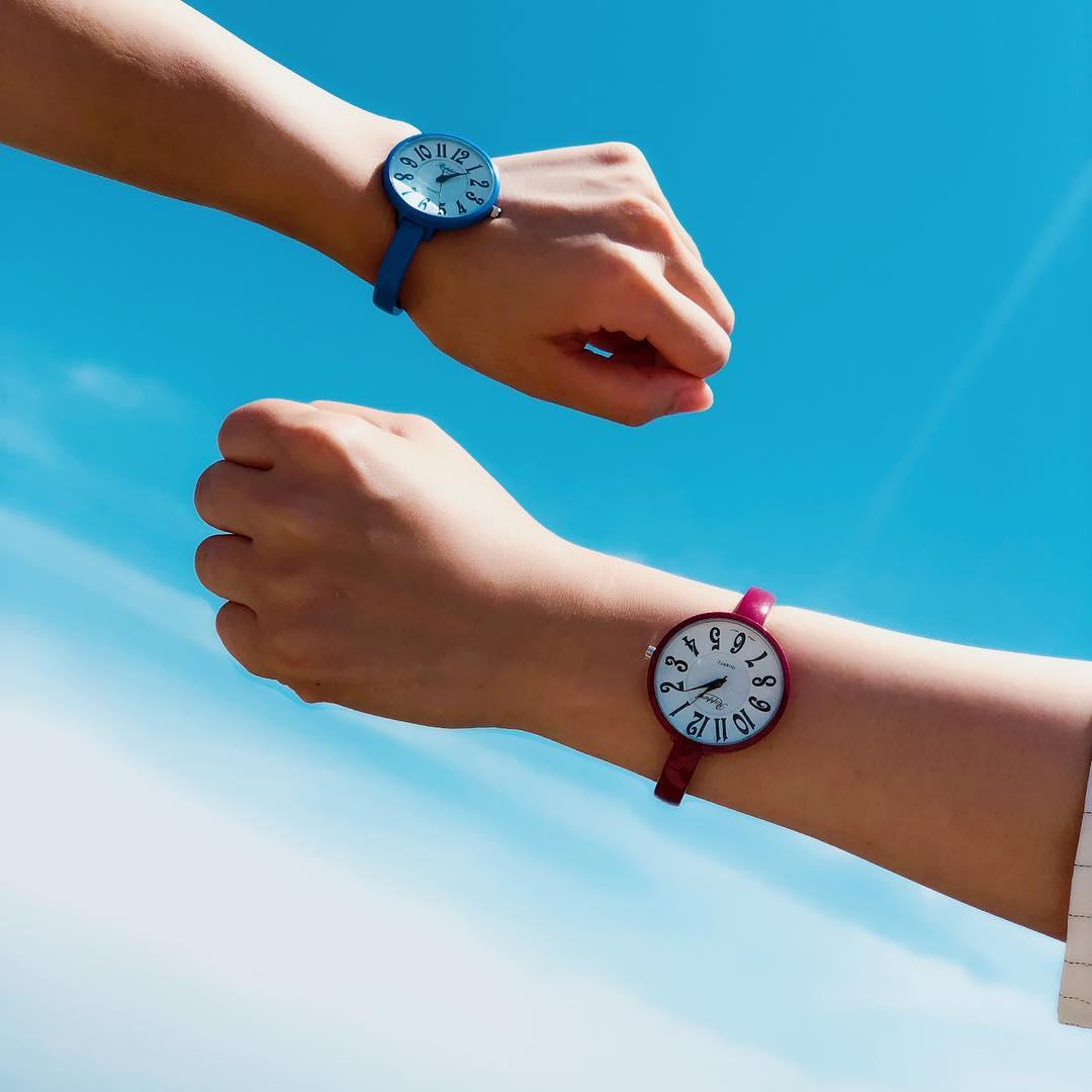 着脱ワンタッチ 人気のバングルウォッチ ラポール バングルウォッチ Rapport 今季も再入荷 ラポールウォッチ レディース 腕時計 大人可愛い ファッション ☆ 特価 プレゼントにも☆ ギフト