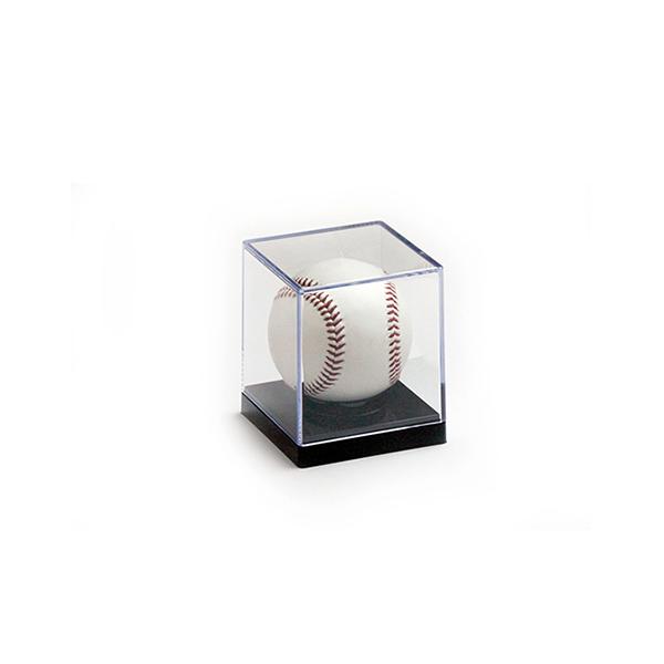 大注目 透明ボックス 店内限界値引き中&セルフラッピング無料 展示ケース ベースボール1P コレクションケース フィギュアケース UVカット
