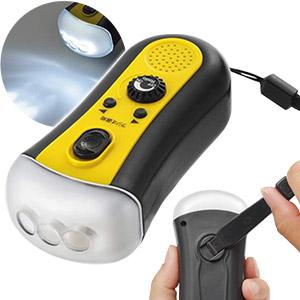備えておきやすいミニサイズ 手回し充電できるラジトライト 防災ラジオ 多機能 手回し 送料無料 激安 お買い得 キ゛フト ラジオ 着後レビューで 送料無料 ライト 充電式 ラジオライト アウトドア ワイドFM 防災用品 懐中電灯 ET-18 防災