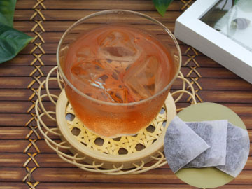 共役リノレン酸の驚異のダイエットパワー! 野生ゴーヤ茶ティーバッグ2.5g×30包【送料無料】