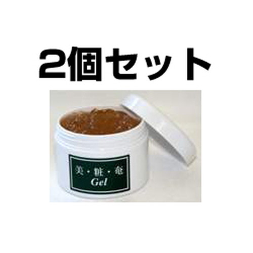 華美粧(はなびしょう)ジェル 130g×2個セット※代引手数料918円必要