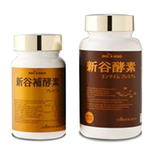 【まとめ買い価格】新谷酵素セットA(新谷酵素エンザイムプレミアム+補酵素コエンザイムプレミアム)