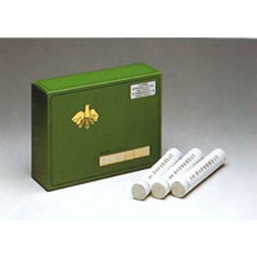 ビワの葉温灸用太棒もぐさ8本入(温灸紙16枚付)+ビワエキス30ml付