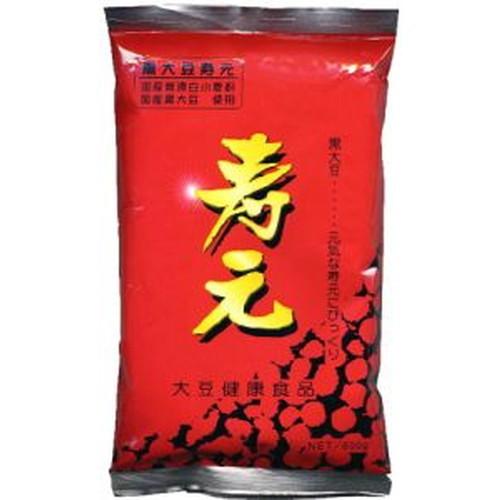 【ジュゲン直送】黒大豆寿元徳用(600g) ×10袋セット ※代引き・キャンセル・同梱不可
