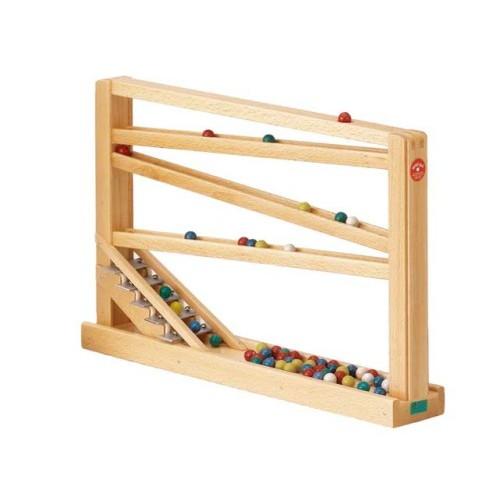 クーゲルバーン(BE20009)【ベック/BECK】【木製玩具】【1歳~】