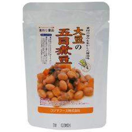 大豆の五目煮豆(130g)×20個