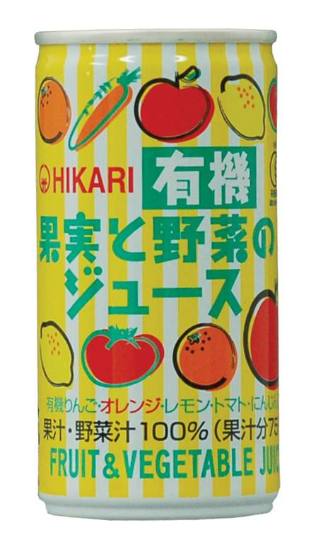 有機・果実と野菜のジュース×30缶セット ※ラッピング不可