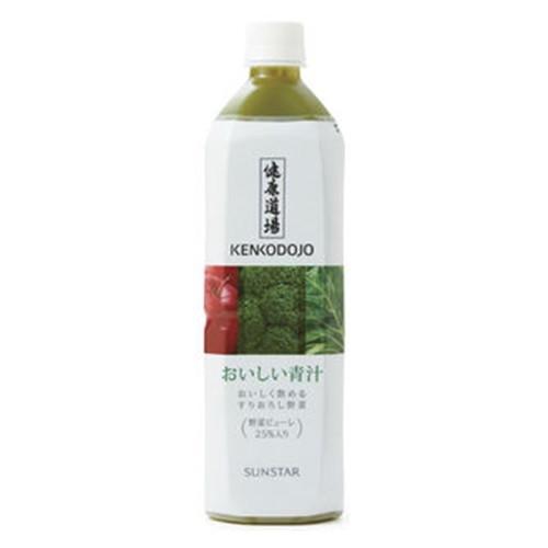 健康道場・おいしい青汁(ペットボトル) 900g×11本セット