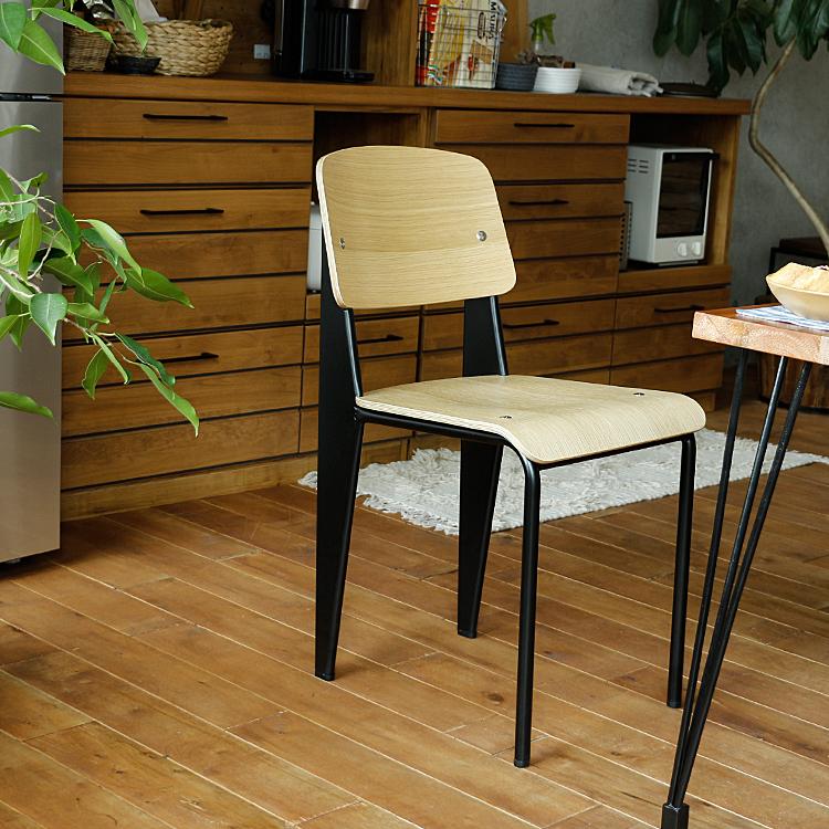 ダイニングチェア CHOUD(シュッド) ダイニングチェア ダイニングチェアー チェアー チェア 食卓 ダイニング キッチン 椅子 イス モダン 木製 スチール 北欧 西海岸 ブルックリン ヴィンテージ ミッドセンチュリー