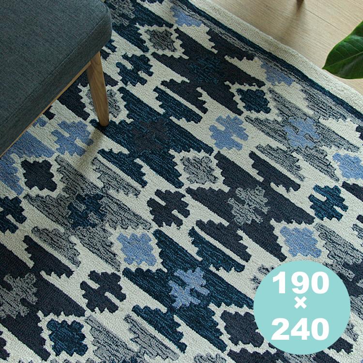 ラグマット Ajir(アジール)190cm×240cm Ajir アジール ラグマット 床暖房 ホットカーペットカバー対応 ラグ マット モリヨシ 絨毯 じゅうたん ホットカーペット対応 190cm×240cm インテリア 通販