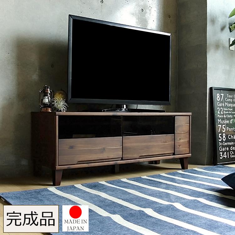 国産 テレビボード Burge(バージュ) テレビ台 テレビボード テレビラック 収納 TV台 TVボード 日本製 120 120cm 新生活