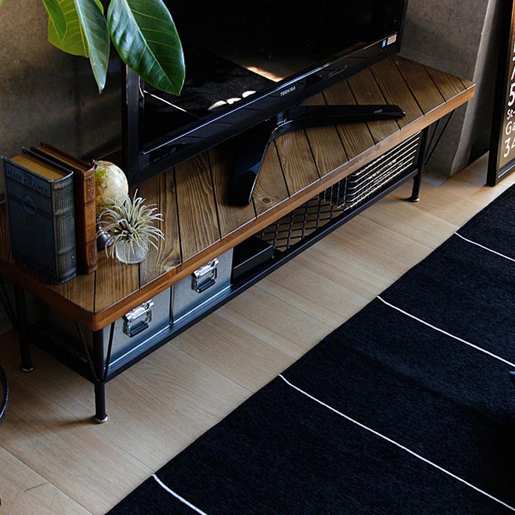 TVボード COLT(コルト) テレビ台 テレビボード テレビラック 収納 TV台 TVボード 140 ヴィンテージ 新生活
