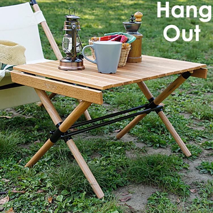 Pole Low Table60 Hang Out(ハングアウト) テーブル レジャーテーブル ピクニックテーブル アウトドアテーブル 軽量 キャンプ バーベキュー ピクニック アウトドア BBQ ガーデン テラス 新生活