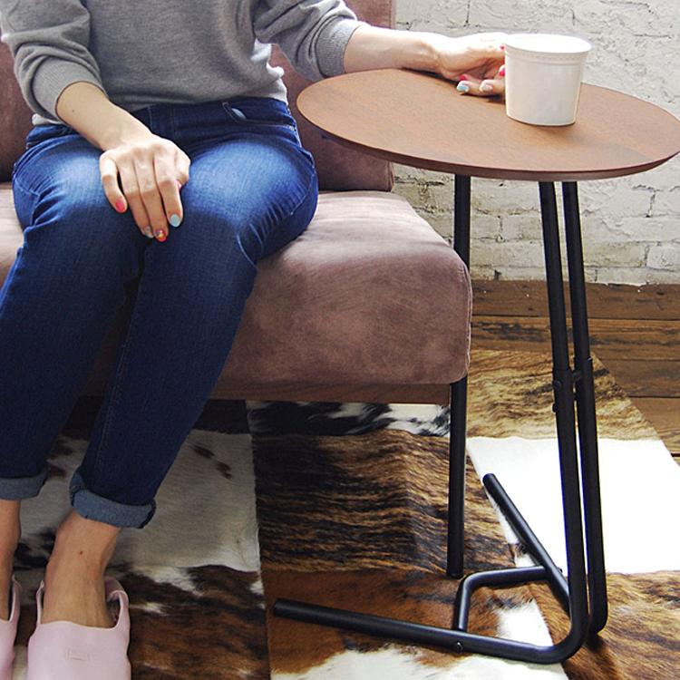 2way サイドテーブル anthem サイドテーブル テーブル 木製 テーブル 北欧 ナイトテーブル テーブル ラウンドテーブル 丸テーブル シンプル おしゃれ テーブル ソファーテーブル ベッドサイドテーブル 円形 新生活