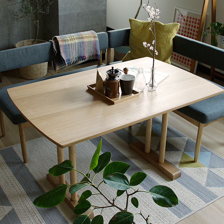 ダイニングテーブル 食卓 ダイニング リビングテーブル リビング 120cm 2人 4人 北欧 木製 天然木 ソファーダイニング 北欧 ナチュラル 食卓テーブル リビングダイニングテーブル Paury(ポーリー) ダイニングテーブル 食卓 ダイニング リビングテーブル リビング 120cm 2人 4人 木製 天然木 ソファーダイニング ナチュラル 食卓テーブル