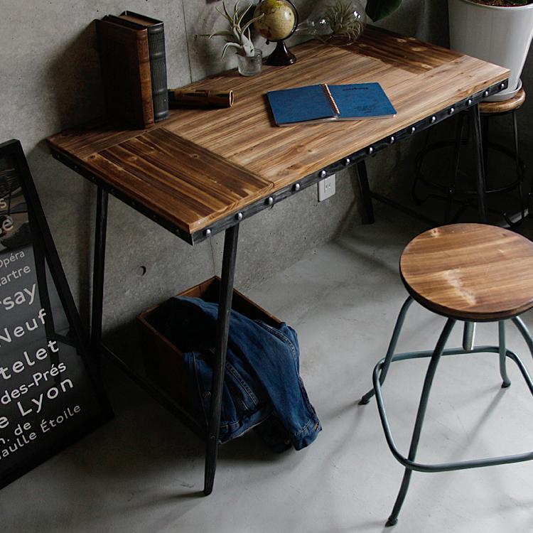 スペーステーブル Natal(ナタル) テーブル デスク ビンテージ コンパクト ワークデスク センチュリー 木製 新生活