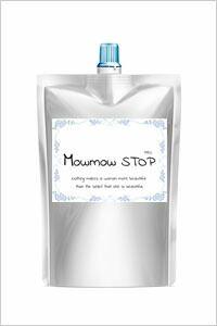 【感謝祭クーポンあり】5個セット 送料無料 Mow mow STOP PRO モウモウストッププロ リムーバークリーム