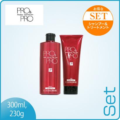 超過太平洋產品專業和專業超級市場解決方案頭髮肥皂300ml&頭髮口罩230g合算的安排PACIFIC PRODUCTS PRO&PRO(含稅)1萬零800日圆是大量購買