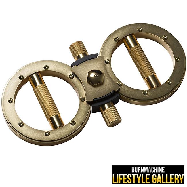 バーンマシンゴールドラグジュアリー 6.3~6.4kg[正規品 無酸素運動 筋肉を鍛える 筋トレ器具 室内 運動器具]【即納】