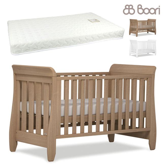 0975008909532 2歳から6歳までの子ども用のベッド 赤ちゃんから大人まで使える天然木の ...