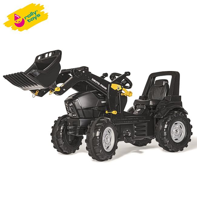 新商品限定◆1000円OFFクーポンあり!Rolly Toys ロリートイズ Deutz トラック RT710348[乗用玩具 足けり 乗り物 ショベルカー おもちゃ]