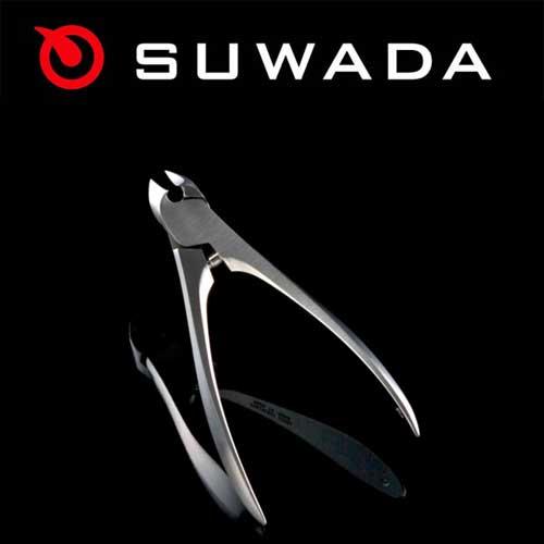 """日本作出的指甲钳钳表达""""SUWADA 指甲钳经典 (L) ' 诹访字段中,即指甲剪 ツメ切り 指甲剪爪キリ。"""