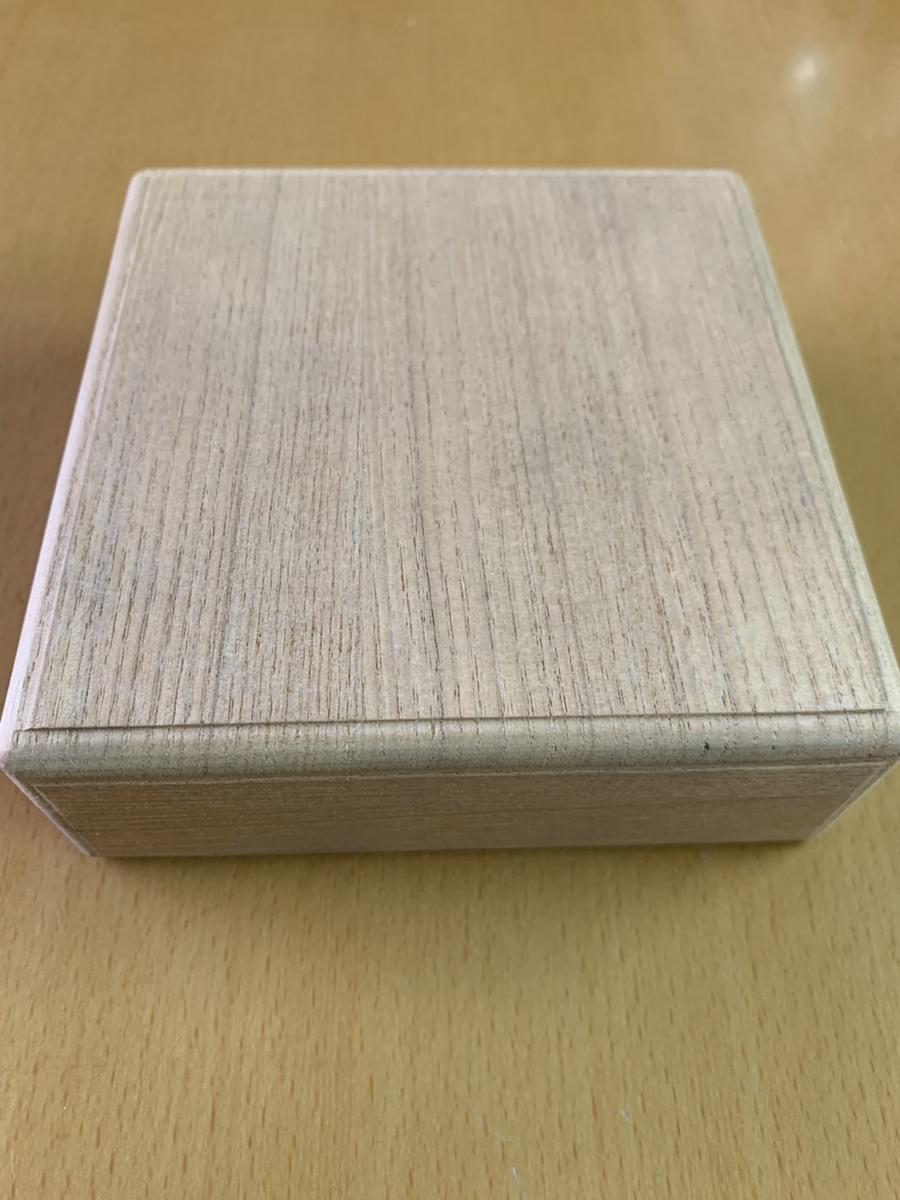 正規認証品 新規格 予約 桐箱 国産 収納 アクセサリー 印鑑入れ高級 小物入れ 薬