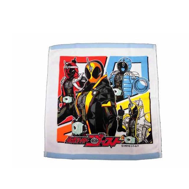Kamen Rider ghost ★ hand towel / sharing tool / anime-printed towel-Bandai-
