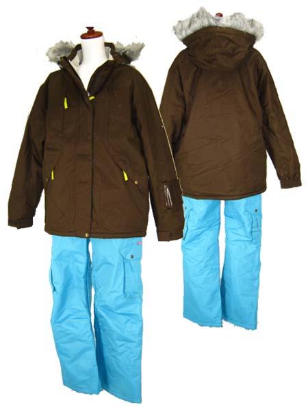 レディース/婦人 スポルディング☆スキーウェア/スノーウェア/ウィンタースポーツウェア