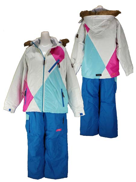 ジュニア/子供 パーソンズ☆ガールズスキーウェア/スノーウェア/ウィンタースポーツウェア
