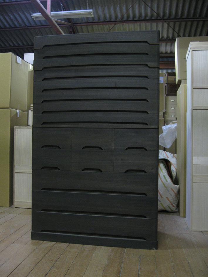 桐タンス 収納 着物 総桐整理箪笥13段 特注品 製造直売 商品番号2911