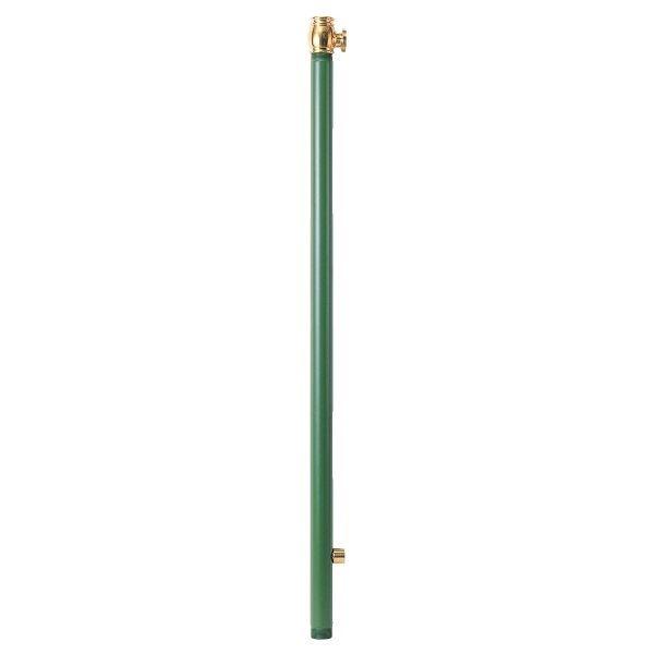 オンリーワン エッセンスガーデン 水栓柱 単口  IB3-GF327076 『水栓柱・立水栓 蛇口は別売り』 モス