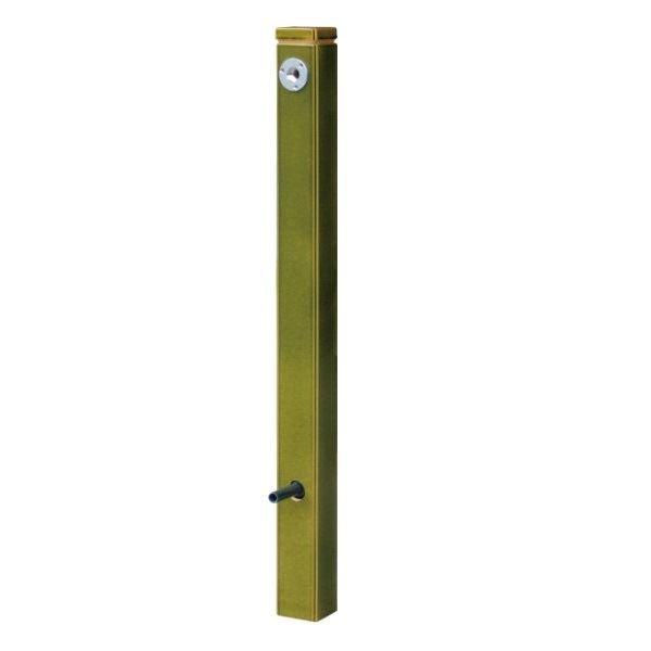 オンリーワン 陶器の立水栓75 (補助蛇口仕様)  KZ3-801B *蛇口は別売り 織部