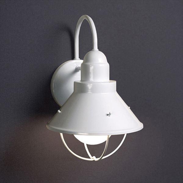 オンリーワン ウォールマウントライト ベーシック LED MA1-9022WLD 『エクステリア照明 ライト』 ホワイト