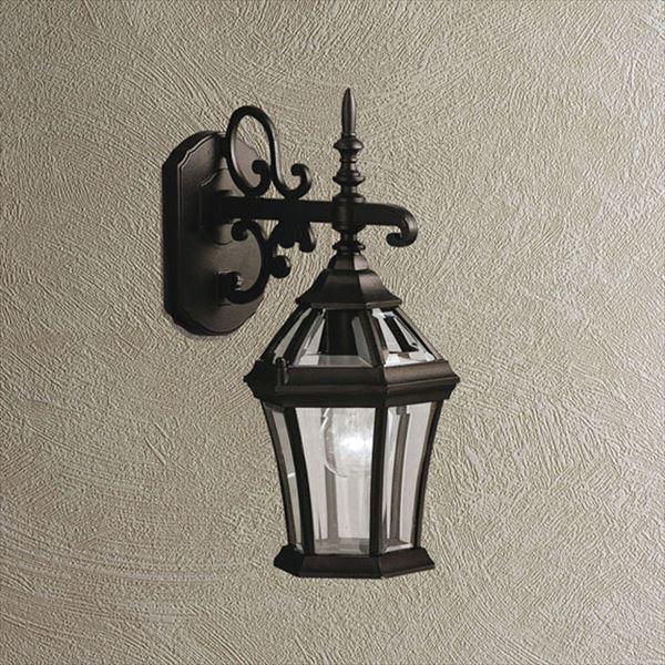 オンリーワン ウォールマウントライト クラシック MA1-9789KLD 『エクステリア照明 ライト』 ブラック