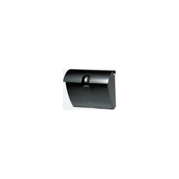 最も信頼できる 三協アルミ JWHP-1N型 ポール建てタイプ ダイヤル錠無し 『郵便ポスト』 ブラック:エクステリアのプロショップ キロ-エクステリア・ガーデンファニチャー