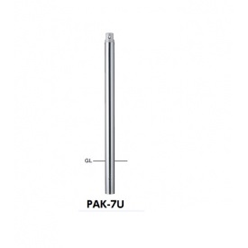 サンポール チェーンクランプピラー ステンレス製 PAK-7U