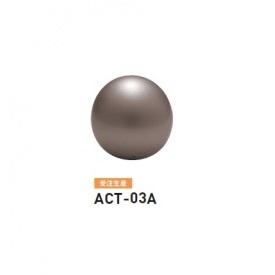 帝金 ACT-03A バリカーピラー型 ローボラード アルミキャスト 固定式 ブロンズ
