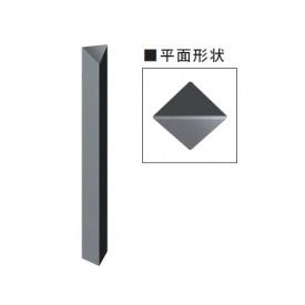 帝金 DMP75A-01 防護柵 角型  メタリックグレー