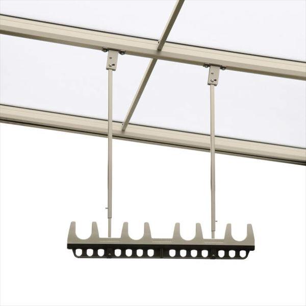 三協アルミ 竿掛け 吊り下げ型 調整式 ロング 3本入り SATV-03K-3L   『物干し 屋外』