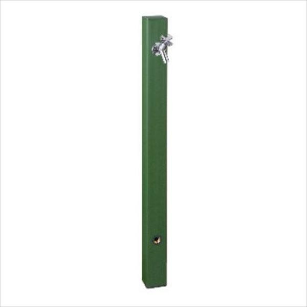 前澤化成工業 パレットシリーズ(EX柱)  バルブソケット接合タイプ  HI-A1型 グリーン 『立水栓 蛇口は別売り』